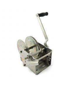 TT Pro 2-speed hand winch 1100/2500lb cap.