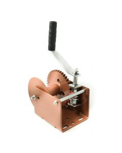 Dutton Lainson worm gear winch
