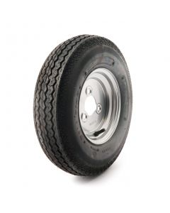 """4.80/4.00-8"""", 3 on 88.5 mm. PCD wheel assembly"""
