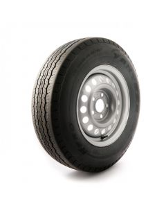 195/70 R14, 5 on 112mm. PCD wheel assembly