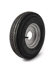"""4.80/4.00-8"""" 3 on 110mm. PCD wheel assembly"""