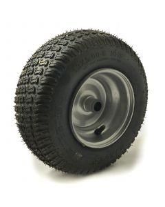 Turf wheel assembly 13x5.00-6, 4 ply, 20 NB 80 FL