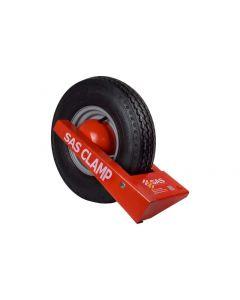SAS Trailer Wheel Clamp
