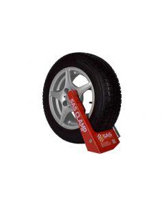SAS Supaclamp Duo Gold Wheel Clamp