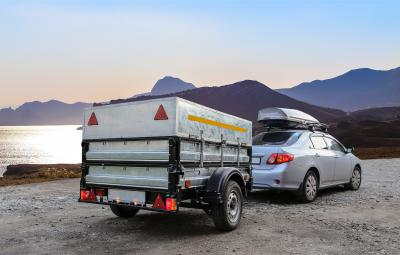 Manoeuvring While Towing