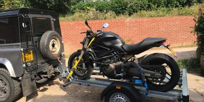 A guide to motorbike trailers