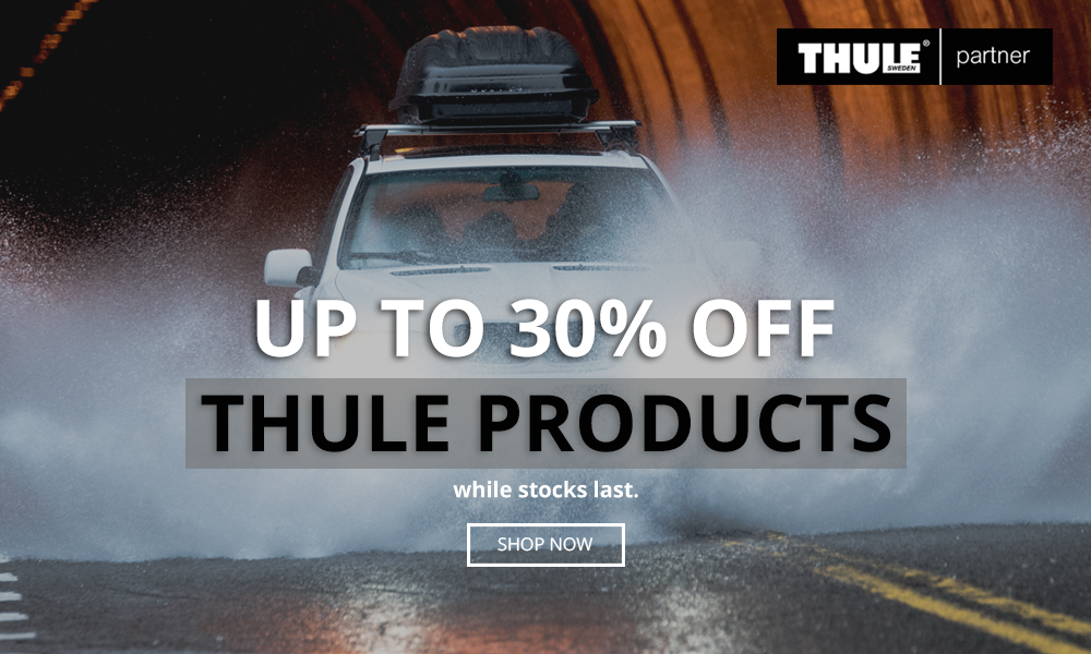 THULE 30% OFF
