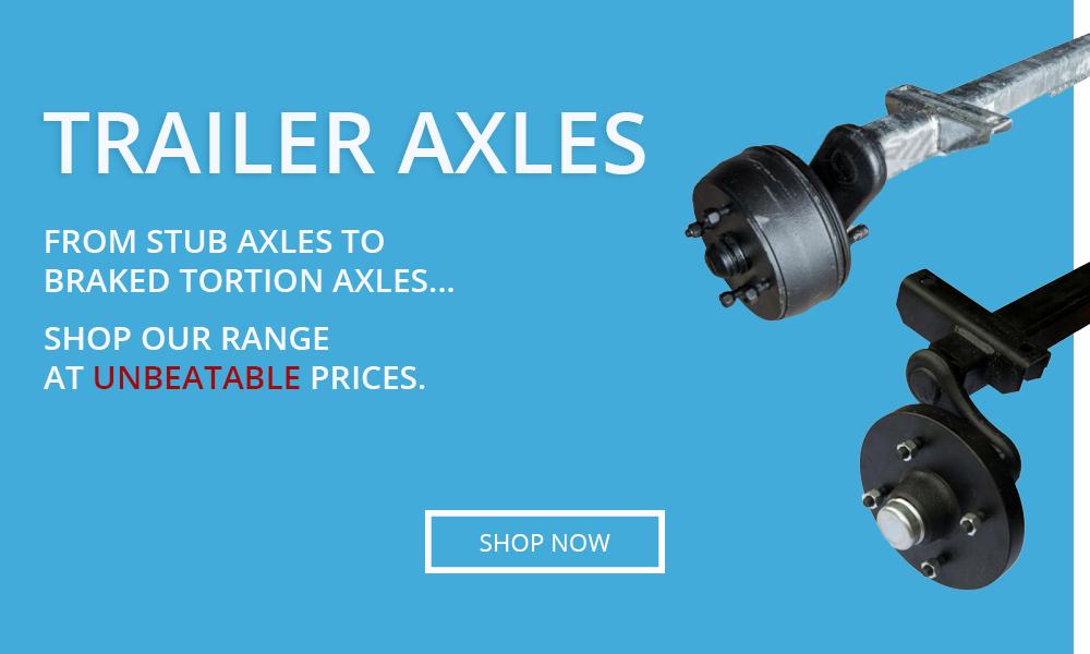 trailer axles